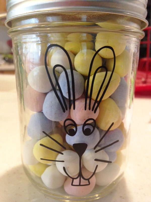 Easter Bunny Vinyl